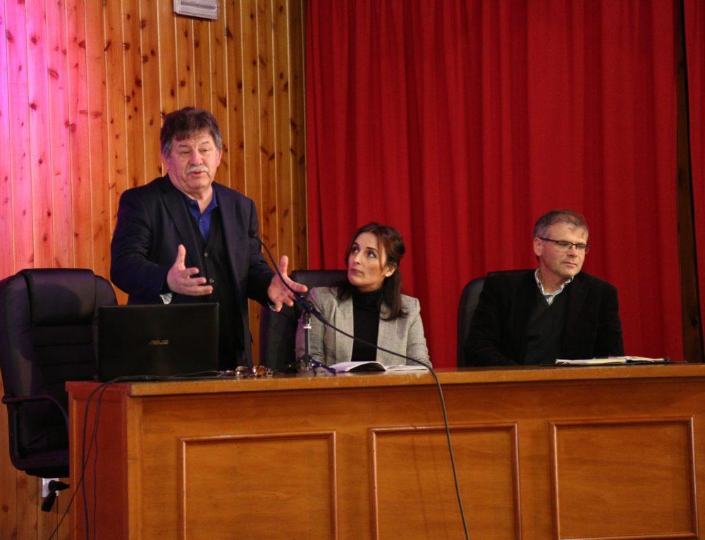 Vila Franca do Campo acolheu conferência do Responsável pelo Programa Nacional de Promoção do Sucesso Escolar dirigida aos professores