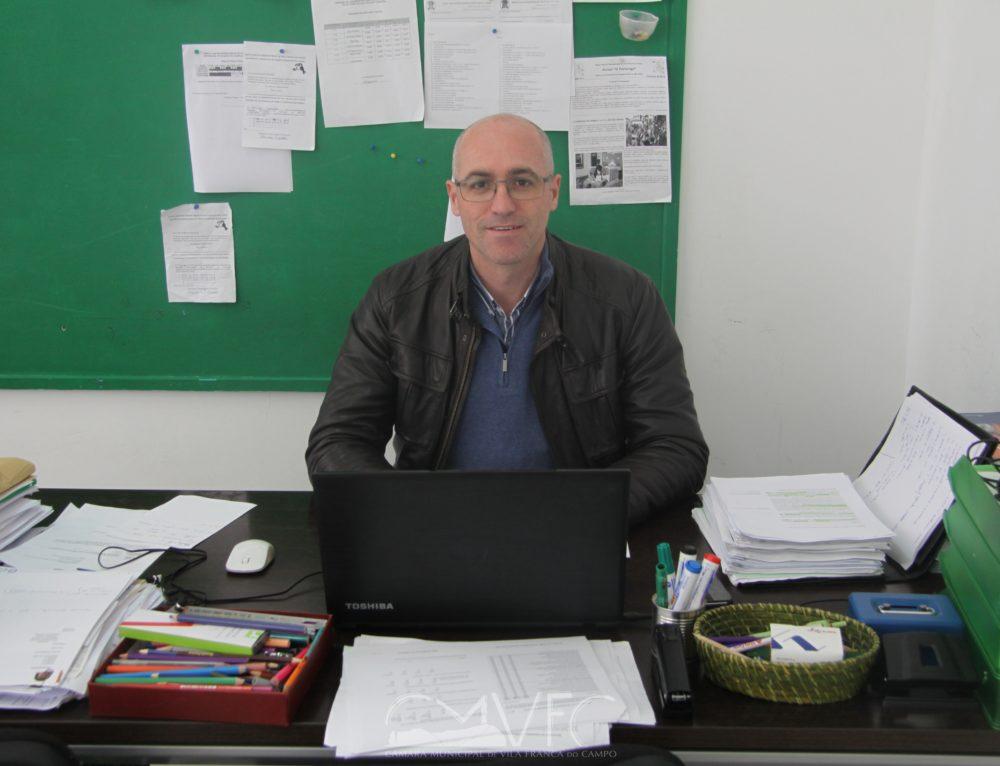 Flávio Pacheco, uma década dedicado à educação
