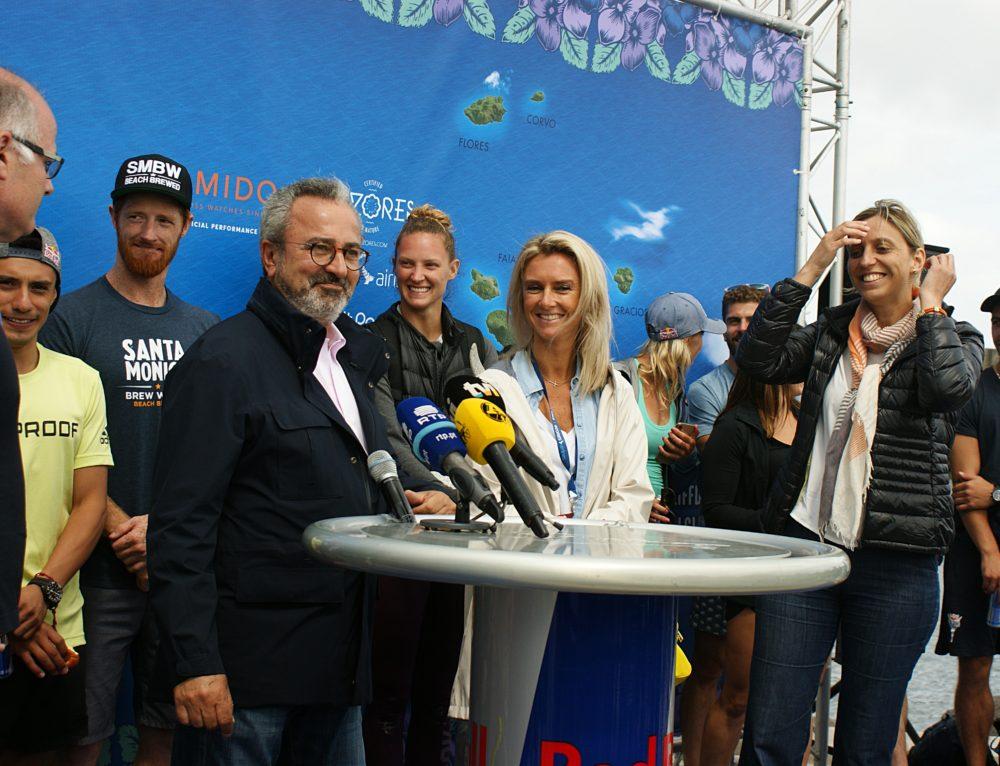 Ilhéu de Vila Franca do Campo recebeu etapa do Red Bull Cliff Diving pelo 8º ano consecutivo