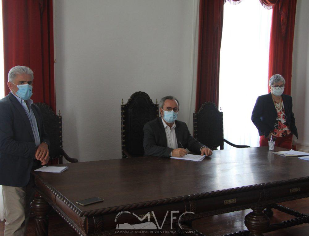 Município admitiu 20 novos trabalhadores ocupacionais através do programa PROSA